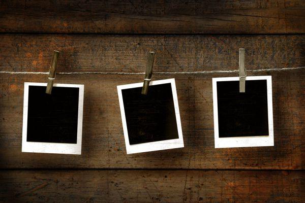 Poladroid for Polaroid fotos deko