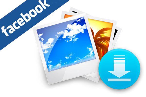 Aplicacion para descargar las fotos de Facebook. Cómo bajar un album de fotos en Facebook. App gratis para descargar albumes de fotos en Facebook