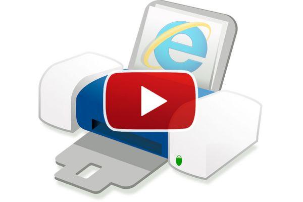 App para imprimir una pagina web facilmente. Cómo imprimir una pagina web online. Imprimir una pagina web sin descargar nada
