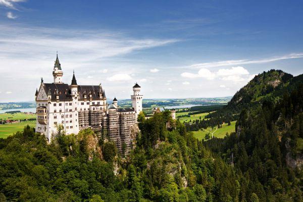 Los castillos de Europa más bonitos para conocer. Tips para recorrer los mejores castillos europeos. Guía para visitar los mejores castillos de Europa