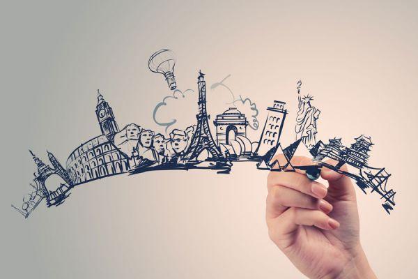 Cómo viajar por todo el mundo. Claves para dar la vuelta al mundo. Consejos para recorrer el mundo entero.