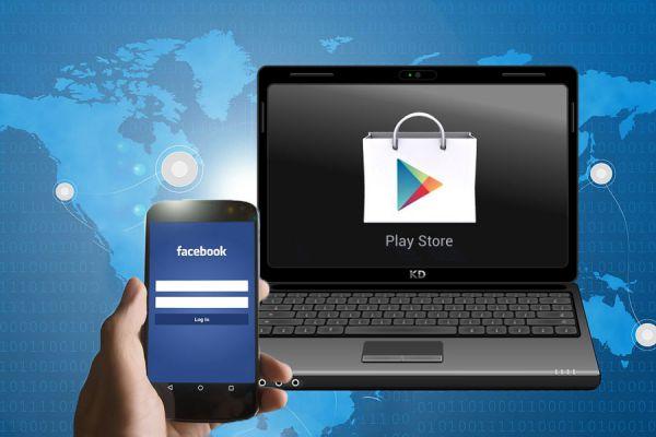 Guía para instalar aplicaciones de android desde la pc. Cómo descargar apps de Android desde el ordenador. Descargar aplicaciones android desde la PC