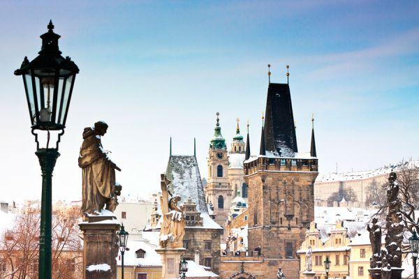 Guía para recorrer Europa en invierno. Razones para viajar a Europa en invierno. Destinos de Europa para recorrer en la época invernal