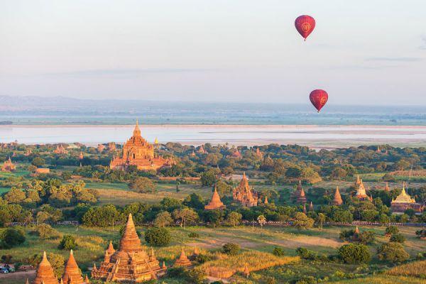 Cómo viajar en globo. Consejos para pasear en globo. Preguntas  frecuentes sobre los viajes en globo