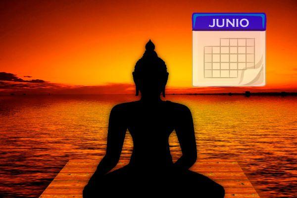 Consejos del Feng Shui para el mes de junio. Curas del Feng Shui para hacer en junio. Como evitar malas energias en junio segun el Feng Shui