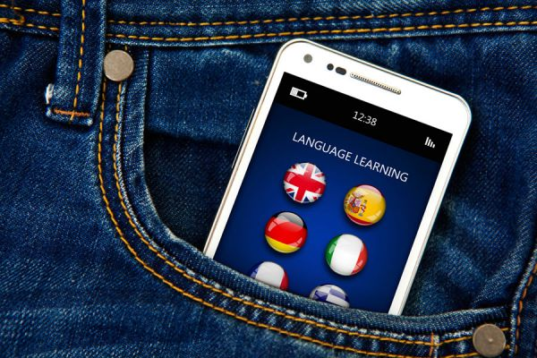 Aplicaciones para aprender inglés con el móvil. 4 apps gratis para aprender inglés. Las mejores aplicaciones para estudiar inglés con tu móvil