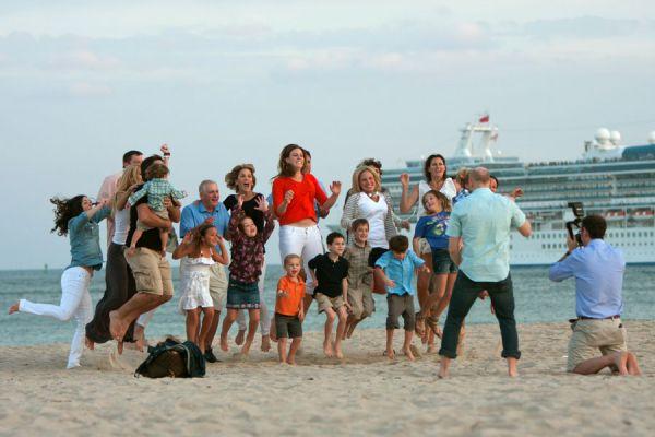 Aprender a convivir en familias numerosas. 4 consejos clave para aprender a convivir en una familia numerosa.
