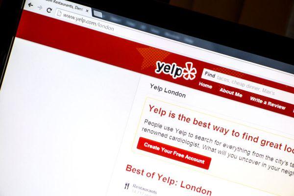 Cómo usar Yelp para compartir reseñas de lugares. Aplicación para conocer opiniones de bares, restaurantes y otros negocios.