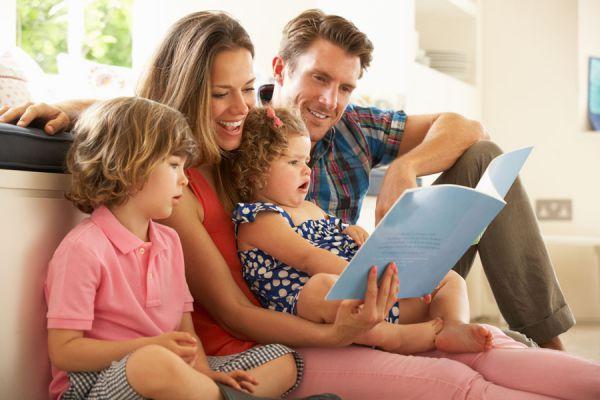 Fin de semana divertido en familia. Actividades creativas para hacer en familia. 10 cosas para hacer en familia. Entretenimientos en familia