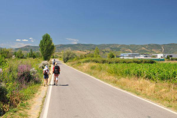 Cómo recorrer el camino de Santiago a pie. Consejos para hacer el camino de Santiago caminando.