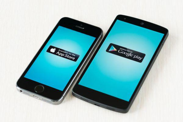 Cómo transladar tus contactos de android a un iphone. Cómo transferir archivos de un movil con android a uno con ios.