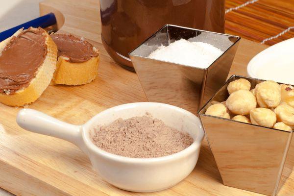 Preparación de la crema de avellanas casera. Recetas para hacer nutella casera bien cremosa y vegana. Cómo preparar nutella o crema de avellanas