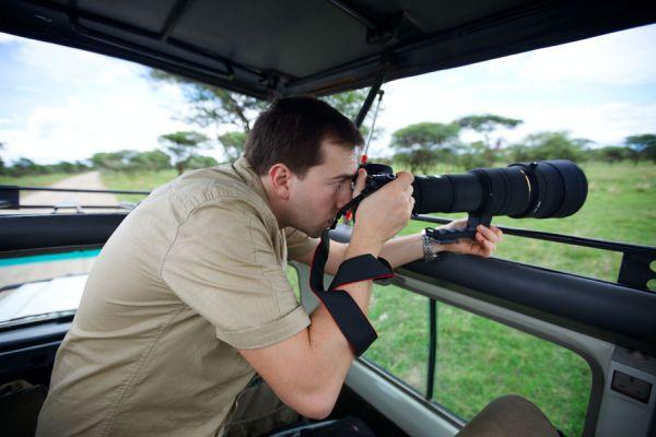 Turismo aventura; safaris fotográficos. Guía para hacer un safari fotográfico por áfrica.