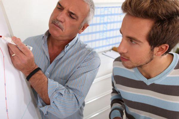 Tips para trabajar con un mentor. Cómo aprovechar el trabajo con un mentor. Tips para aprovechar las enseñanzas de un mentor