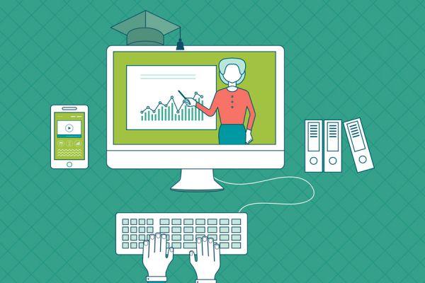 Cómo tomar cursos online. Paginas para estudiar gratis por internet. Cursos gratuitos para estudiar online. 3 sitios web con cursos gratis