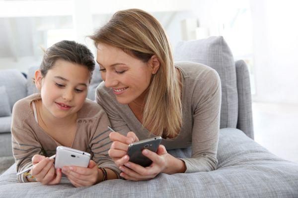 Apps móviles educativas para niños. Las mejores aplicaciones móviles para niños. Juegos educativos para niños en el móvil
