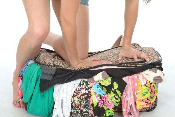 Tips para reducir el peso del equipaje. Consejos para hacer más liviana la maleta. Claves para reducir el peso del equipaje