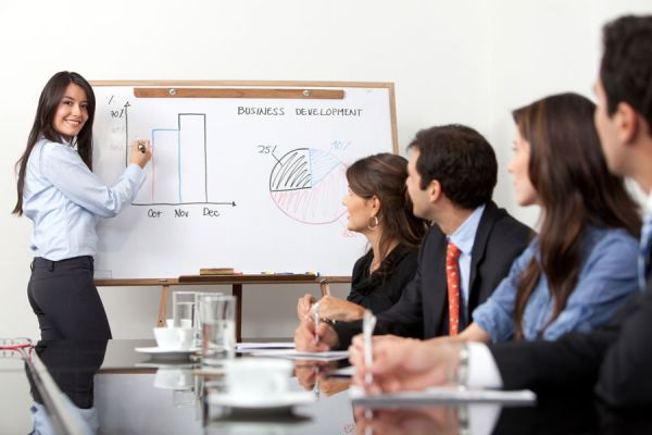 Cómo hacer una presentación de ventas. Pasos para hacer una presentación de ventas. Consejos para hacer una presentación de ventas