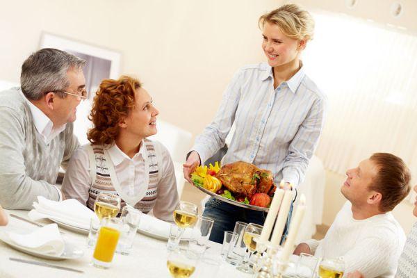 Reglas de comportamiento para el día de acción de gracias. Cómo actuar el día de acción de gracias. Cómo celebrar el día de acción de gracias