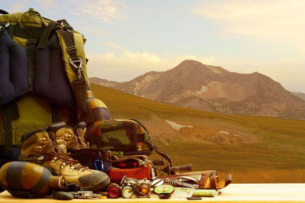 Cómo armar un kit para exploradores. Kit de emergencias para viajeros. Qué elementos debes llevar en un viaje para exploradores