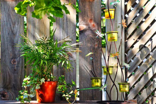 Ideas decorativas para el jardín. 10 tips útiles para decorar el jardín de tu hogar. Ideas útiles para la decoración del jardín
