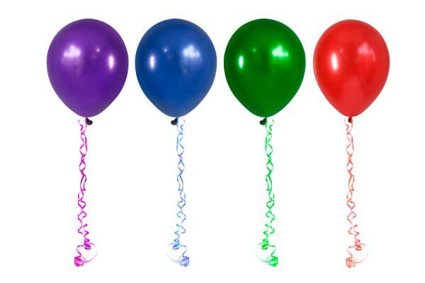 Idea para reutilizar globos. Qué hacer con globos? Pelota saltarina hecha con globos. Cómo fabricar una bola con globos