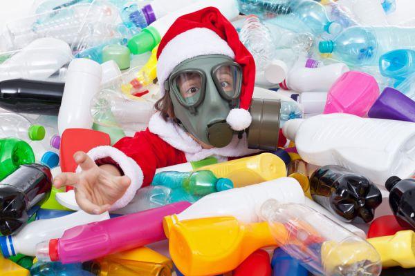 Ideas para no generar basura en navidad. cómo ser ecológico en Navidad. Consejos para cuidar el planeta en la época navideña. La ecología en navidad