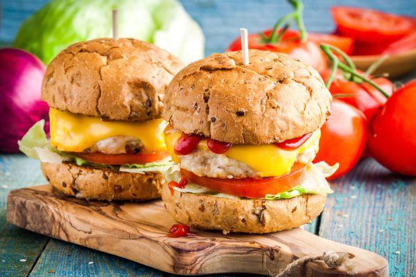 C mo hacer hamburguesas vegetarianas - Hamburguesas vegetarianas caseras ...