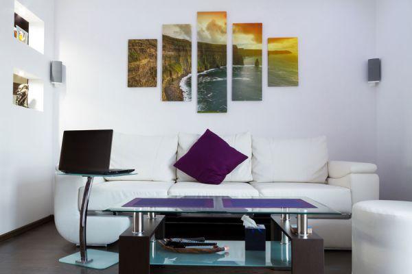 ideas originales para colocar cuadros cmo lucir cuadros de forma original ideas para colocar