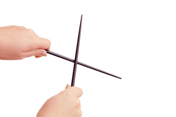 Protocolo y ceremonial: uso de los palillos chinos. Cómo usar los palillos chinos al comer. Uso adecuado de los palitos para comer