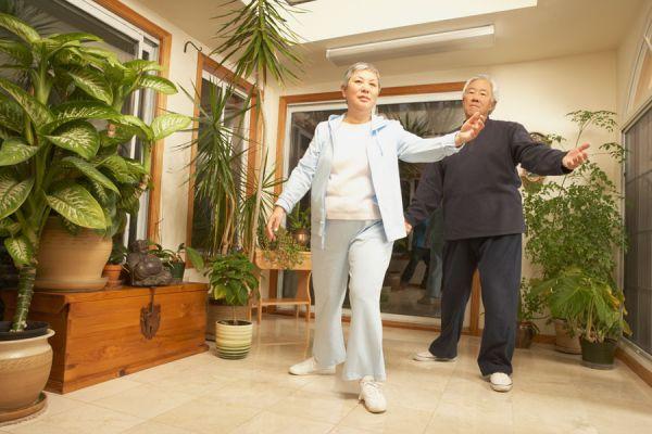Bondades de practicar Tai Chi chuan siendo adultos mayores. Razones para hacer tai chi si eres adulto mayor