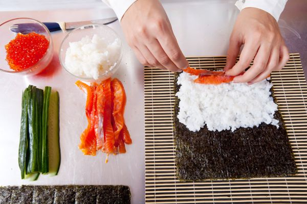 Curiosidades sobre el sushi. Consejos para comer sushi correctamente. Cómo consumir sushi siguiendo la tradición. Claves para comer sushi