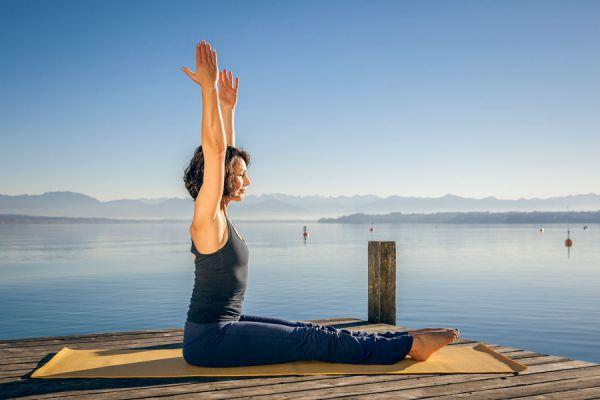 5 asanas de yoga para principiantes. Yoga para principiantes. Cómo practicar yoga en nivel principiante.