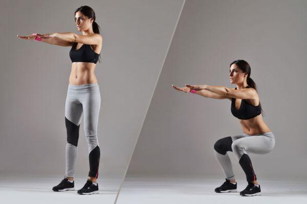 Ejercicios de pilates para fortalecer las piernas. Rutina de pilates para tonificar glúteos y piernas. Ejercitar las piernas con pilates