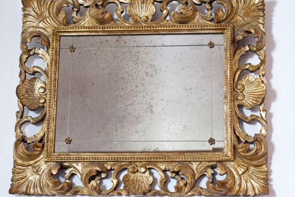 C mo hacer un espejo antiguo - Hacer marco espejo ...