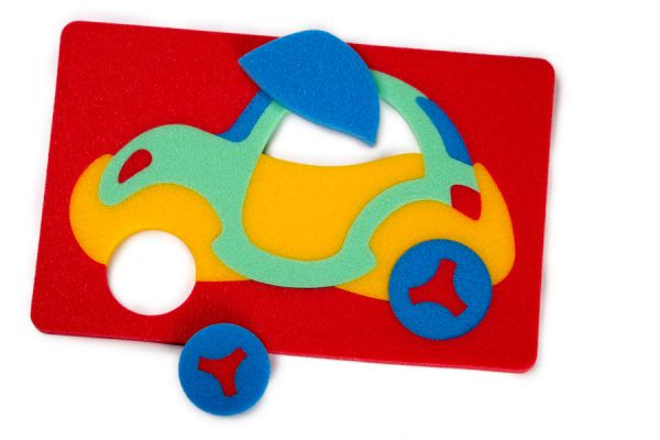 Cómo fabricar juguetes con goma espuma. Ideas para hacer juguetes de goma espuma. Cómo crear juguetes utilizando goma espuma