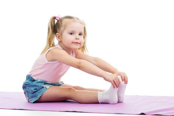 Asanas de yoga para niños. Cómo hacer ejercicios de yoga para niños. Posturas y asanas de yoga ideales para los niños