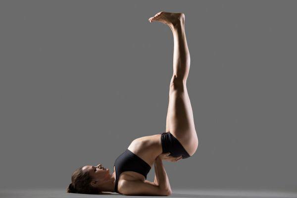 Ejercicios de yoga para combatir la depresión. Yoga para evitar la depresión. Posturas de yoga para eliminar la depresión