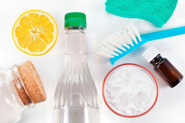 Cómo hacer limpiadores caseros para el hogar. Tips para preparar tus propios limpiadores caseros. Productos de limpieza caseros