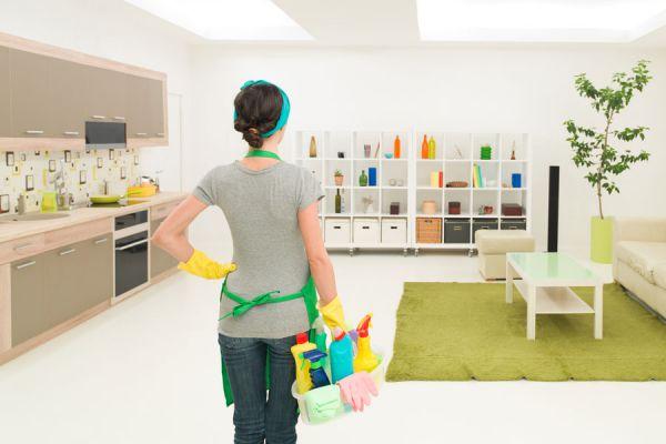 Tareas de mantenimiento del hogar en primavera for Decoracion del hogar en primavera