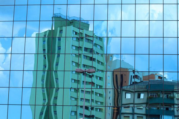 2 métodos para crear un espejo en mosaicos. Cómo crear un espejo en mosaicos. Técnica para crear espejo en mosaicos