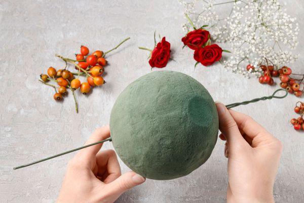 Cómo hacer topiarios decorativos. Cómo decorar los topiarios. Ideas originales para hacer topiarios.