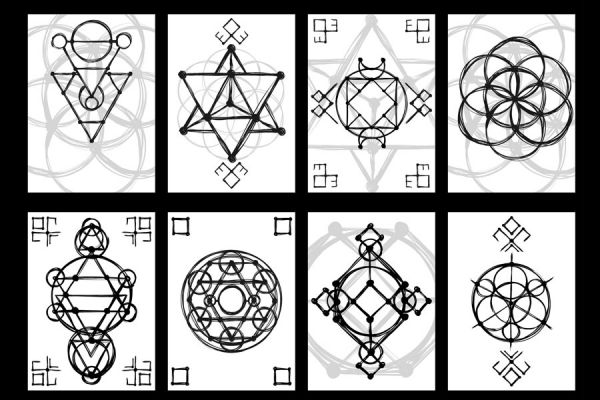 Tipos de círculos de transmutación. Alquimia: círculos de transmutación. Cómo usar los círculos de transmutación