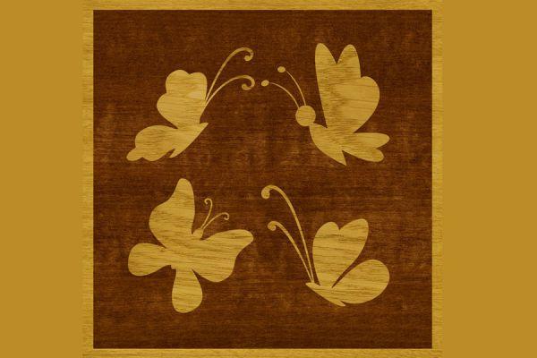 C mo te ir madera con dibujos - Aprender a pintar en madera ...