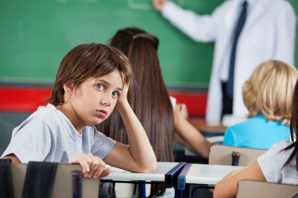 Quiero saber si mi hijo es hiperactivo. Síntomas del trastorno de hiperactividad. Cómo tratar a un niño hiperactivo.