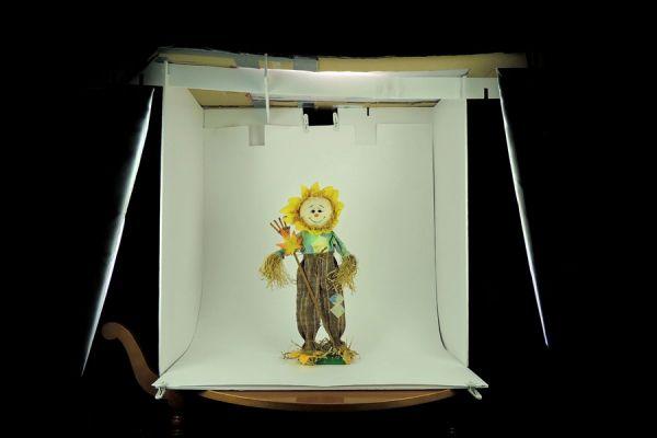 Cómo mejorar la iluminación de un objeto con una caja de luz. Cómo fabricar una caja de luz para fotografía. Caja de luz para tomar mejores fotos