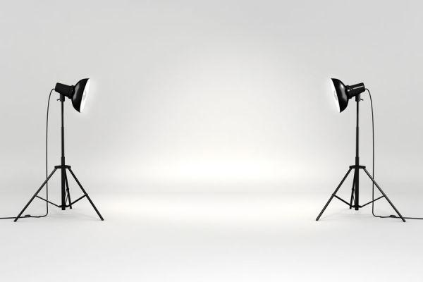 Caja de luz para mejorar la iluminación de las fotos. Caja de luz para fotografía casera. Caja de luz para fotos de joyería.