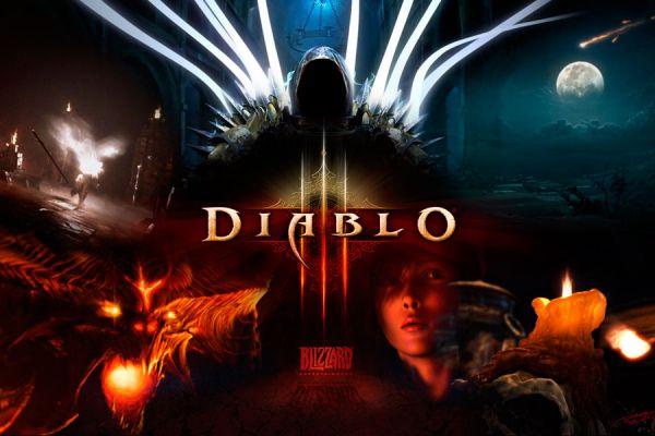 Portada de Diablo III.
