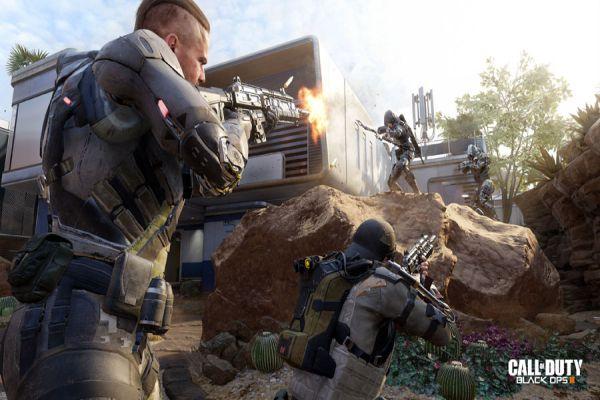 En Call of Duty Black Ops 3, cada uno de los integrantes deberá tener una función marcada según el tipo de enemigos que tengamos en frente.