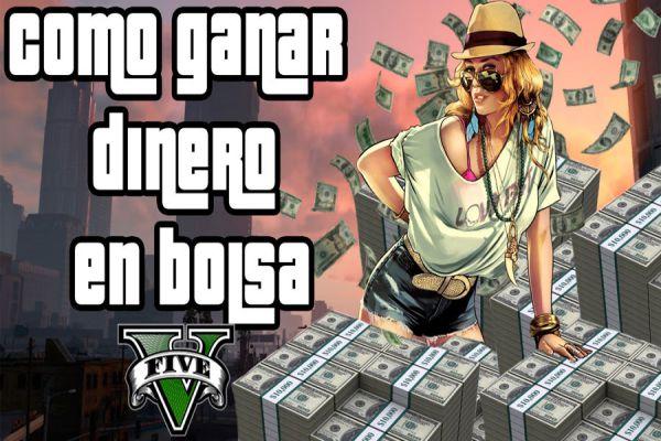 Conseguir dinero de forma fácil en Grand Theft Auto V.